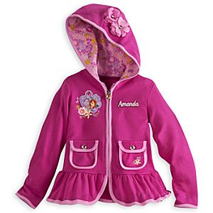 Sofia Hoodie for Girls - Personalizable