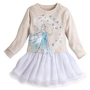 Elsa Knit Dress for Girls