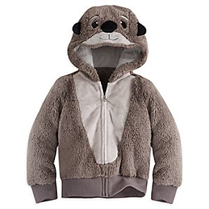 Otter Costume Hoodie for Girls - Finding Dory