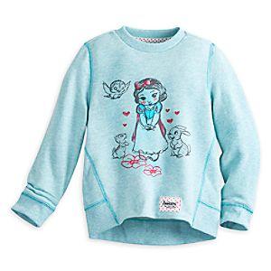 Disney Animators Collection Snow White Sweatshirt for Girls