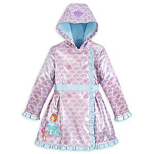 Sofia Rain Jacket for Girls