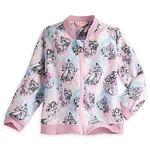 Disney Princess Lightweight Jacket for Girls