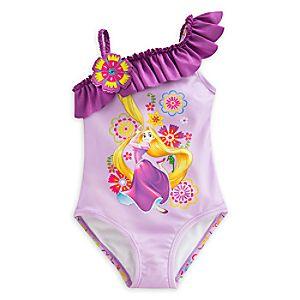 Rapunzel Swimsuit for Girls