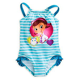 Doc McStuffins Swimsuit for Girls