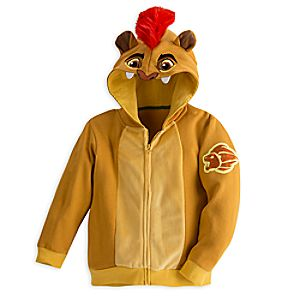 Kion Hoodie for Boys - The Lion Guard