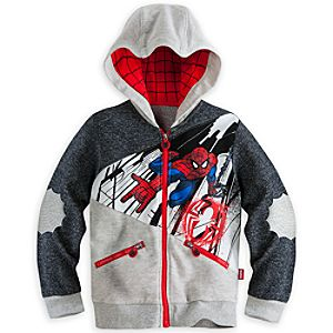 Spider-Man Hoodie for Kids