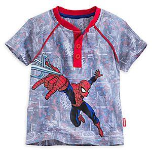 Spider-Man Raglan Tee for Boys
