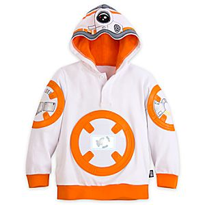 BB-8 Interactive Hoodie for Kids - Star Wars: The Force Awakens