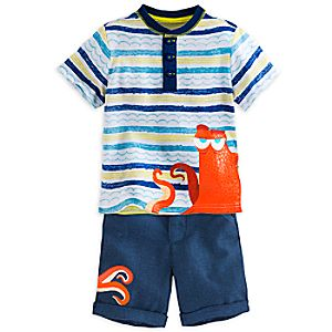 Finding Dory Tee and Shorts Set for Boys