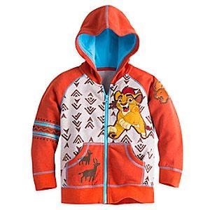 The Lion Guard Zip Hoodie
