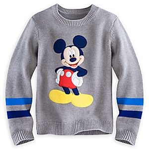 Mickey Mouse Crew Sweater for Boys