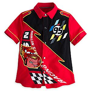 Cars Mechanic Shirt for Boys