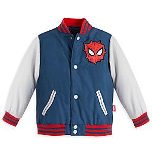 Spider-Man Varsity Jacket for Kids - Personalizable