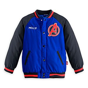 Marvel's Avengers: Age of Ultron Varsity Jacket for Kids - Personalizable
