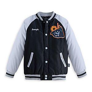 Darth Vader Varsity Jacket for Kids - Star Wars - Personalizable