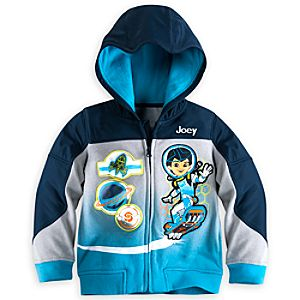 Miles from Tomorrowland Hooded Jacket for Boys - Personalizable