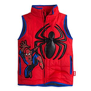 Spider-Man Vest for Boys - Personalizable