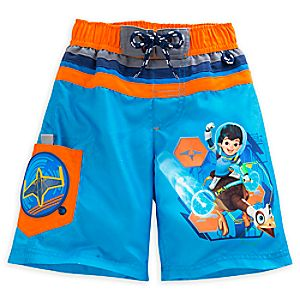 Miles from Tomorrowland Swim Trunks for Boys