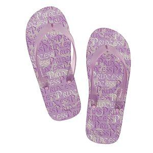 Princess Flip Flops for Women