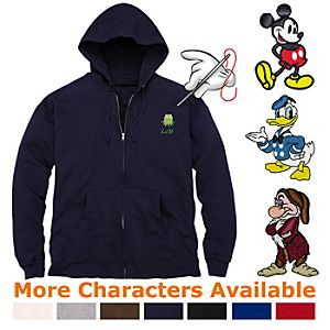 Customized Zip Hoodie for Men