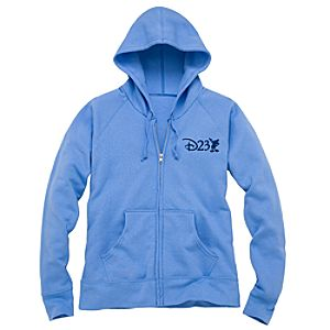 D23 Member Exclusive Hoodie Jacket for Women