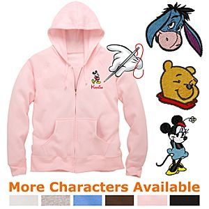 Customized Zip Hoodie for Women
