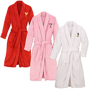 Customized Disney Bathrobe for Women