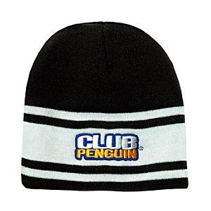 Club Penguin Logo Beanie