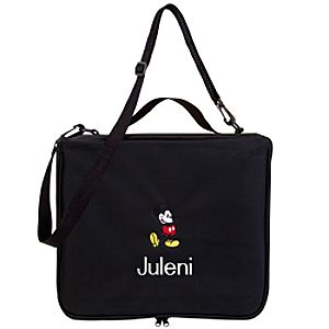 Personalized Mickey Mouse Disney Pin Trading Bag