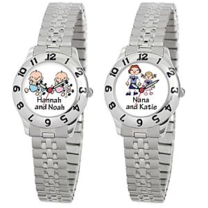 Customized Disney Family Watch for Women