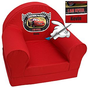 Personalized Cars Armchair for Kids