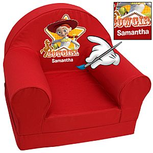 Personalized Toy Story 3 Jessie Armchair