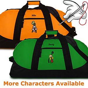 Create-Your-Own Duffle Bag -- Large