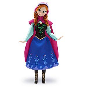 Anna Classic Doll - Frozen - 12