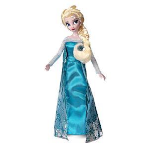 Elsa Classic Doll - Frozen - 12