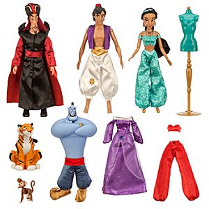 Aladdin Deluxe Doll Gift Set