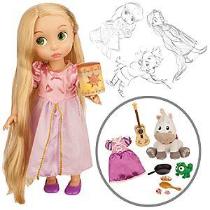 Disney Animators Collection Rapunzel Doll Gift Set - 16