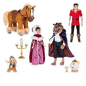 Beauty and the Beast Deluxe Doll Gift Set