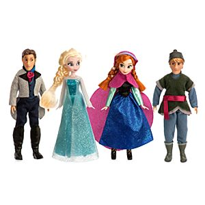 Frozen Mini Doll Set - 5