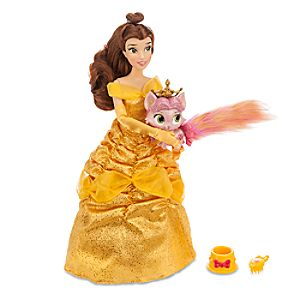 Belle Palace Pet Doll Set