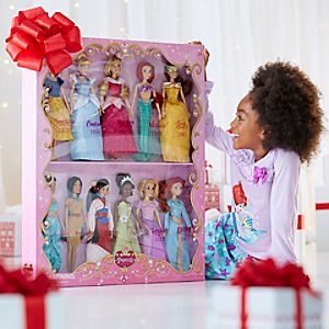 Disney Princess Classic Doll Collection Gift Set - 12