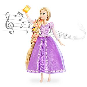 Rapunzel Deluxe Feature Doll - 16 H