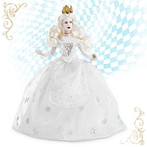Mirana The White Queen Disney Film Collection Doll - Alice Through the Looking Glass - 13 1/4