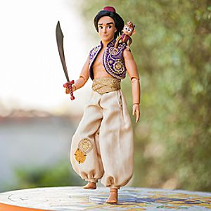 Limited Edition Aladdin Doll - 17
