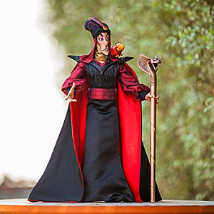 Limited Edition Jafar Doll - Aladdin - 17