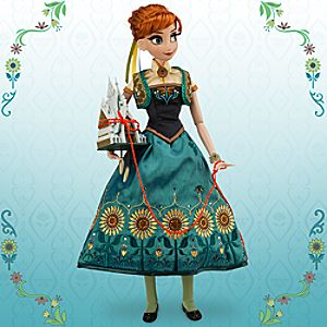 Limited Edition Anna Doll - Frozen Fever - 17