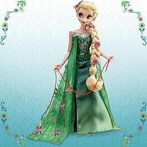 Limited Edition Elsa Doll - Frozen Fever - 17