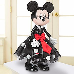 Limited Edition Minnie Mouse Signature Doll - 12