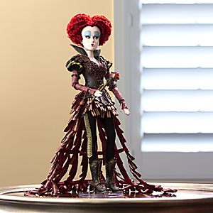 Iracebeth The Red Queen Limited Edition Doll - Alice Through the Looking Glass - 17