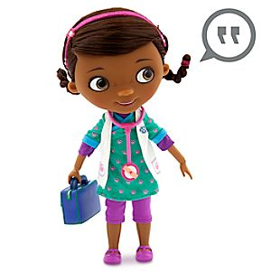 Doc McStuffins Singing and Talking Vet Doll - 11''